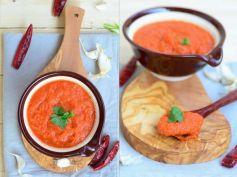 Garlic Chutney Recipe