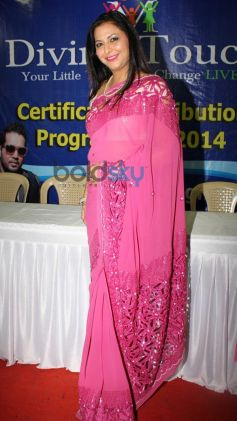 Gurpreet Kaur Chadha at Children Education Certificate Programe