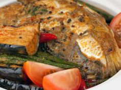 Hilsa With Brinjal