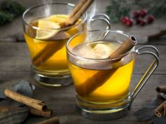 Hot Whisky Toddy Drink