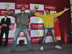 Hrithik Roshan dance moves at Joyalukkas Jewellery Showroom Inauguration
