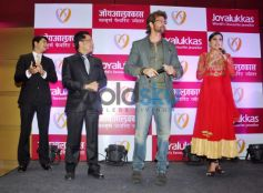 Hrithik Roshan during Joyalukkas Jewellery Showroom launch