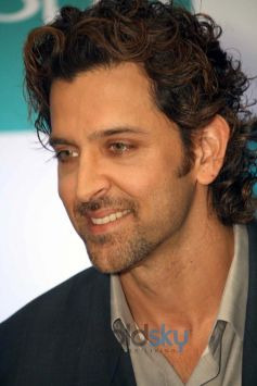 Hrithik Roshan during OPPO mobile launch