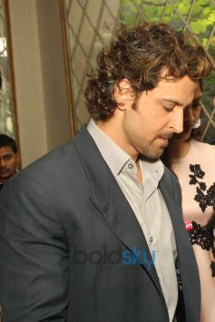 Hrithik Roshan at OPPO mobile launch