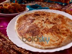 Jaggery Paratha Recipe For Kids