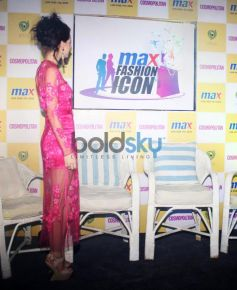 Kalki Koechlin at Announcement of Max Fashion icon 2014