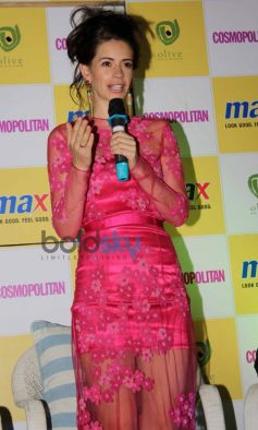 Kalki Koechlin during Announcement of Max Fashion icon 2014