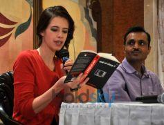 Kalki Koechlin launches Arjun Shekhar book End Of Story