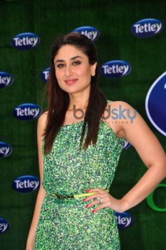 Kareena Kapoor stuns during Tetley Green Tea Launch event
