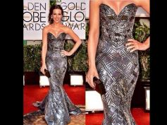 Kate during Golden Globe Awards 2014