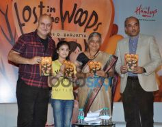 Launch of book Lost in the Woods at hamley's store