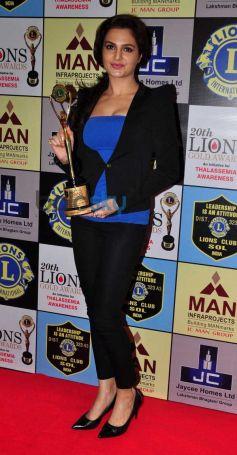Monika Bedi at Lion Gold Awards