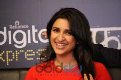 Parineeti Chopra during  Hasee Toh Phase mobile app launch