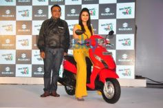 Parineeti Chopra during Suzuki launch