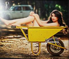 Parineeti Chopra in Dabboo Ratnani Calendar 2014