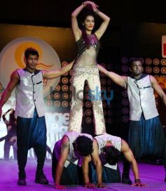 Payal Rohatgi dance Country Club New Year Bash 2014