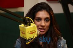 Preeti Desai at Radio Mirchi for upcoming movie promotion