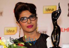 Priyanka Chopra during 59th Filmfare Awards Press Conference