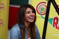 Priyanka Chopra Looking Beautiful at Radio Mirchi