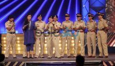 Rani Mukherjee during Mumbai Police's Umang 2014