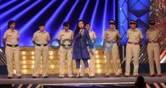 Rani Mukherjee at Mumbai Police's Umang 2014