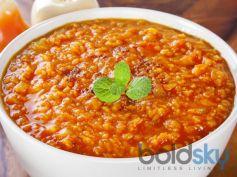 Red Lentils Dal Recipe