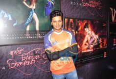 Riteish Deshmukh during Zee Talkies Calender launch