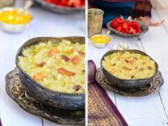 Sakkarai Pongal Special Recipe