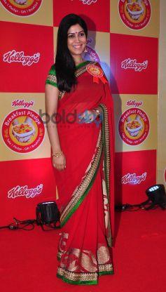 Sakshi Tanwar At Kellogg's Event