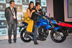 Salman Khan & Parineeti Chopra Suzuki launch