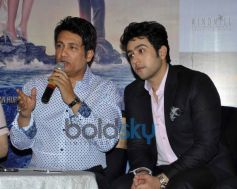 Shekar Suman and Adhyan Suman at Panel discussion on Anaesthesia Awareness