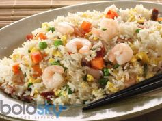 Shrimps Fried Rice Recipe