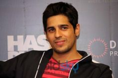 Siddharth Malhotra during  Hasee Toh Phase mobile app launch