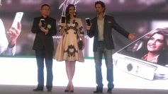 Sonam Kapoor and Hrithik Roshan launch OPPO mobile