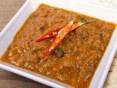 Soya n Coconut Curry