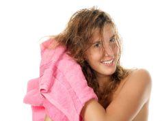 Steam towel