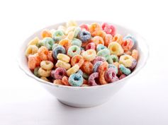 Sugary & Coloured Cereals