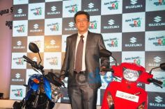 Suzuki Bike launch Event