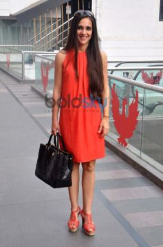 tara sharma at Lost in the Woods book launch