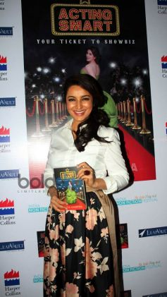 Tisca Chopra's ACTING SMART book launch