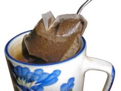 Treat with Tea Bags