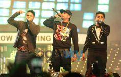 Yo Yo Honey Singh concert at Aambay Valley