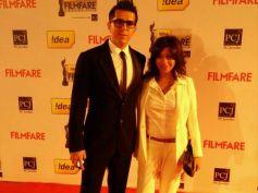 Zoya Akhtar duting Filmfare 2014