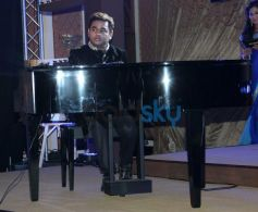 A.R. Rahman performance during event