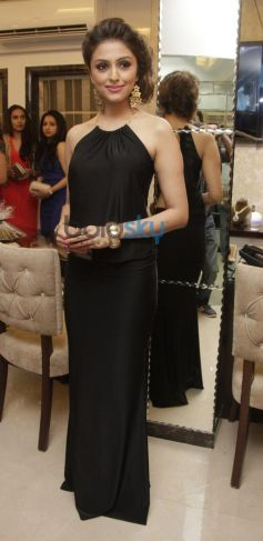 Aarti Chabria during Launch of Cappuccino Jewellery Store