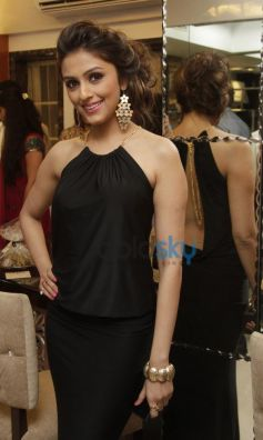Aarti Chabria at Launch of Cappuccino Jewellery Store