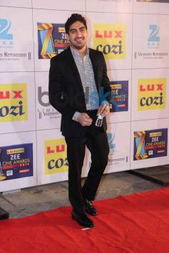 Aayaan Mukherjee at Zee Cine Awards 2014