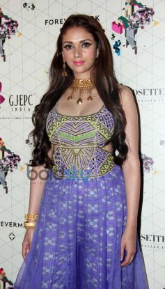 Aditi Rao Hydari  during Launch of Retail Jeweller Indian Trendertter 2014