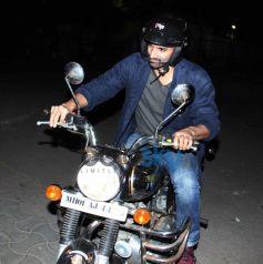 Aditya Roy Kaporr at Gunday Special Screening