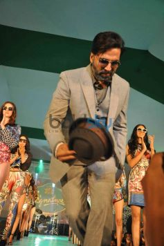 Akshay Kumar at Mc Dowell Signature Indian Derby